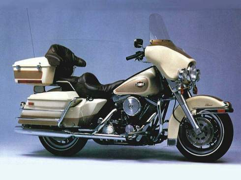 harley FLHTC Electra glide ultra classic 1