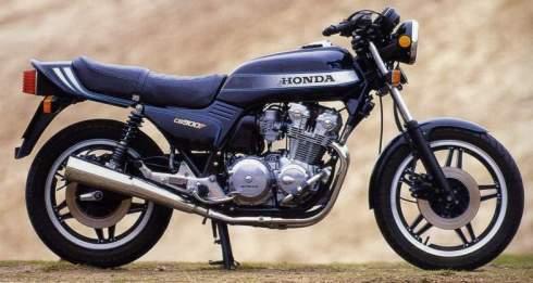 Honda CB900F 79 3