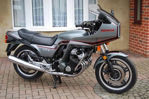 Honda cbx1000b