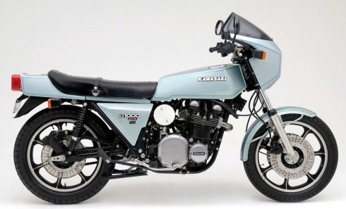 kawasaki Z1R TC 1978