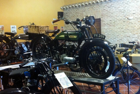 Museo BSA31