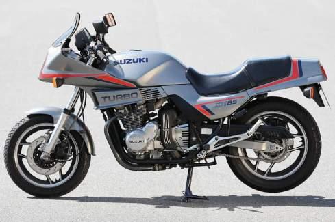 suzuki xn 85 turbo