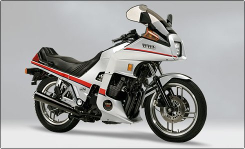yamaha xj650t turbo