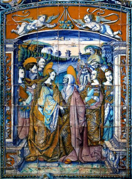 francisco niculoso introdujo la linea italiana xvi