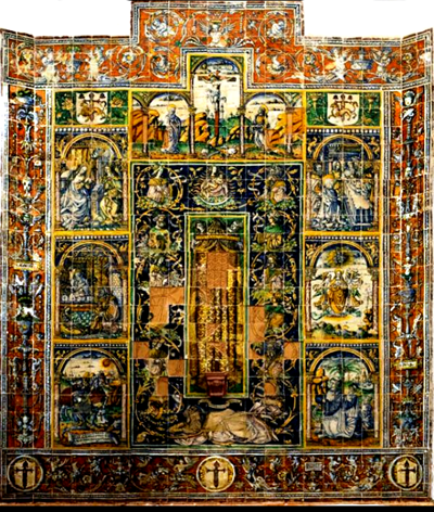Niculoso Pisano s XVI sevilla tentudia
