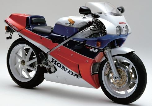 007 Honda RC30 5