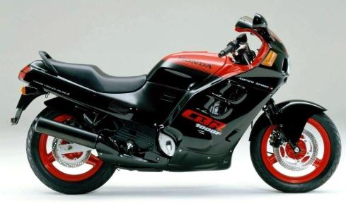 010 Honda CBR1000F 87 5