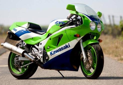 015 Kawasaki ZXR750H2 1