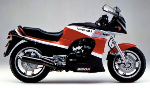016 Kawasaki GPZ900R 86