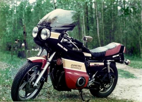 021 Suzuki Dunstall