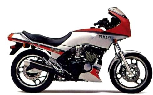 029 Yamaha FJ600 84 2