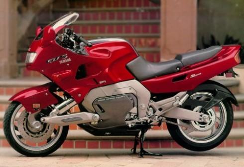031 yamaha gts1000 1993