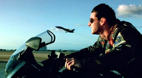 kawasaki top-gun-tom-cruise-no-helmet