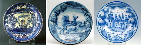 serie azul s XVII
