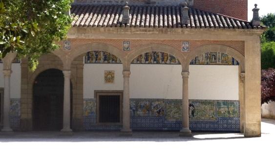 017 portico de la basilica