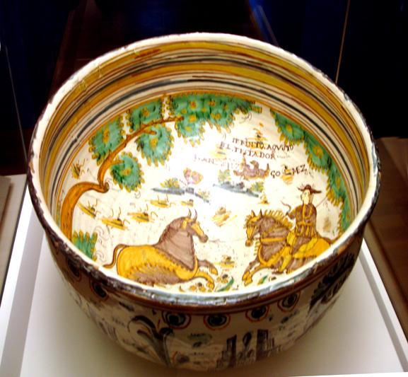 Otros museos con cer mica de talavera de la reina el - Talavera dela reina ceramica ...