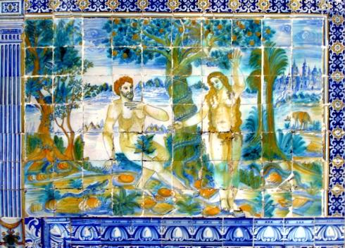 033 adan y eva y bautismo