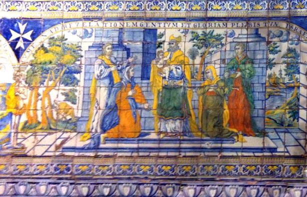 066 presentacion en el templo jesus