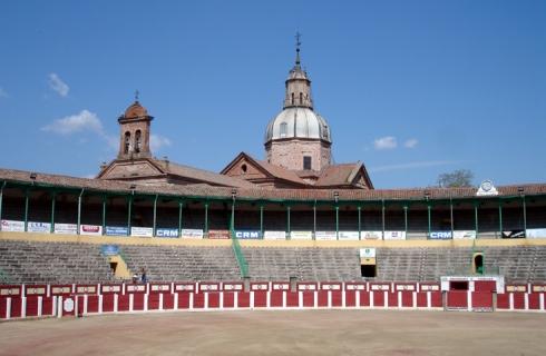 basilica del prado plaza toros