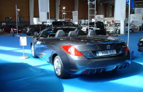 014 Feria del automovil