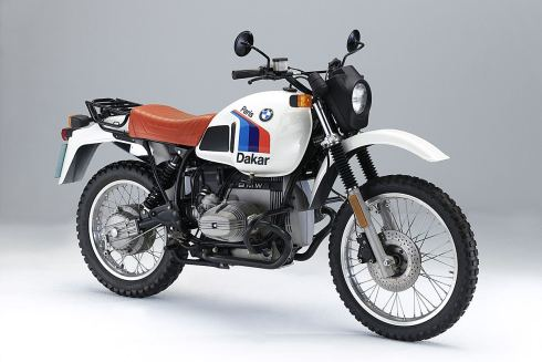 001 bmw F 800 GS paris dakar