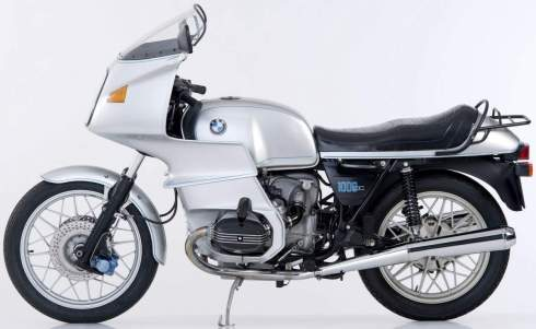 003 BMW R100RS 1980