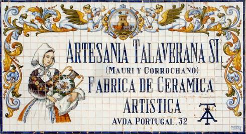 003 ceramica talaverana