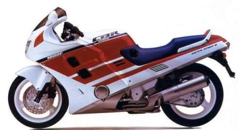 018 Honda CBR1000F 89 1