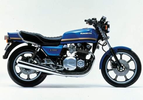 025 Kawasaki Z1000J