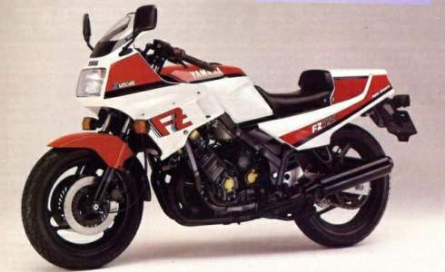036 Yamaha FZ750 85 3