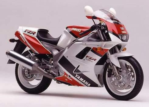 Yamaha FZR1000 Exup 92