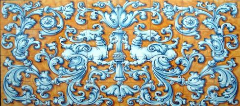 008 mural estilo renacentista