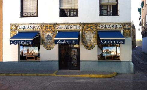 030 ceramica san agustin