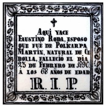 046 placa funeraria